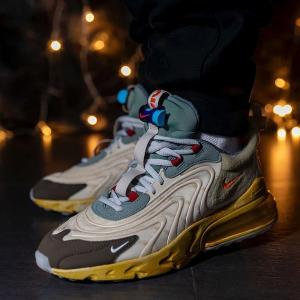 5月29日(金)発売予定 Nike × Travis Scott Air Max 270 React Cactus Trails