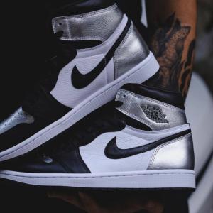 【2月12日(金)発売】Nike Wmns Air Jordan 1 Retro High OG Silver Toe