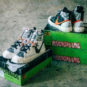 【2月27日(土)発売】Nike × READYMADE Blazer Mid