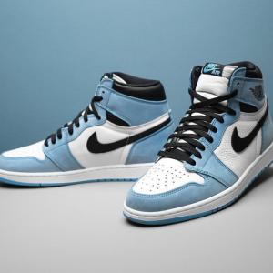 【3月6日(土)発売】Nike Air Jordan 1 Retro High OG University Blue
