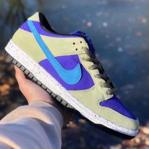 【4月9日(金)発売】Nike SB Dunk Low Pro Terra ACG Celadon