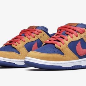 【5月5日(水)発売】Nike SB Dunk Low Pro Wheat and Purple