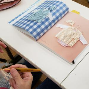 笑顔になる編み物