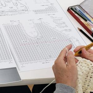 編み図を見やすく💖