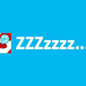 ADHDの皆!いつも眠くねぇ?ZZZzzzzz・・・・