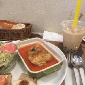 lunch with my sister 妹とランチ