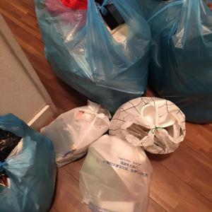 rubbish ゴミ