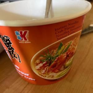 chinese cup noodle 中国のカップ麺