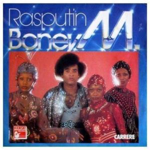 rasputin by boney m ボニーMのラスプーチン