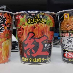 サンヨー食品 麺創研紅監修 濃厚辛味噌ラーメン紅 実食