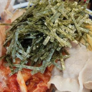 時短サラメシは 蕎麦  蕎麦ラー岸上 五反田