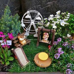 ミニドール・ガーデン1