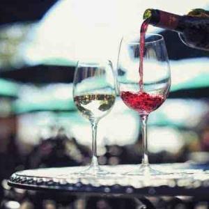 秋の庭園ワイン会🍷@フラリエ名古屋栄