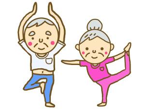 【重要課題】健康寿命を延ばすこと!!!!