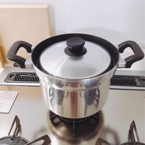 我が家の道具〜炊飯鍋のすすめ