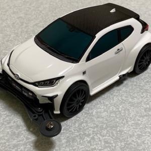 ミニ四駆 トヨタ GR ヤリス19