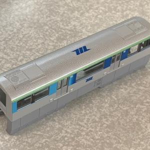 1/150 東京モノレール10000形6両編成 ディスプレイモデル(彩色済み)9