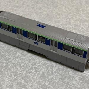 1/150 東京モノレール10000形6両編成 ディスプレイモデル(彩色済み)11