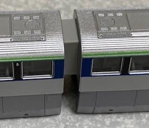 1/150 東京モノレール10000形6両編成 ディスプレイモデル(彩色済み)12
