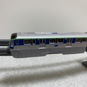 1/150 東京モノレール10000形6両編成 ディスプレイモデル(彩色済み)13