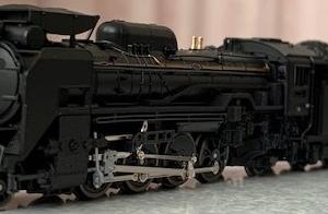 D51 標準形 長野式集煙装置付