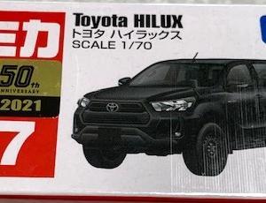 トミカ No.67 トヨタ ハイラックス