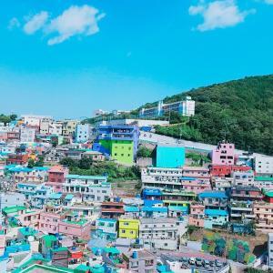 甘川文化村~(釜山)