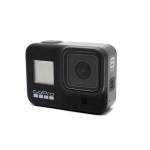 【Taisioner】高強度・高透過率で安価なガラスフィルム|GoPro HERO 8 BLACKのアクセサリー紹介