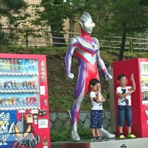 ウルトラマン自販機