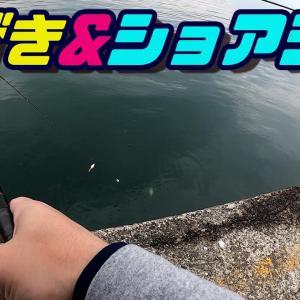 新潟ショアジギ2021年4月①