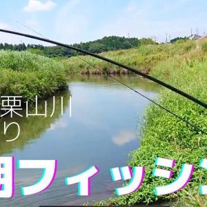 【Vlog】千葉県栗山川で早朝フィッシング(前編)| 6月中旬バス釣り