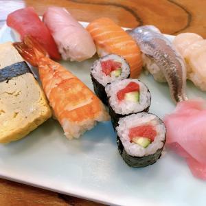 江ノ島駅すぐ、東家 (あずまや)で食べるランチ寿司!鮮度抜群のネタに進むビール、板前の握りはやっぱり…美味い!