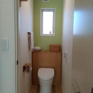 トイレ公開