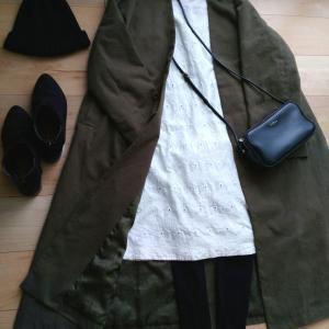 今日の服装