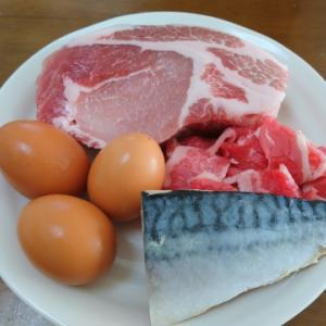 タンパク質の種類と働き|固形物から摂ると効果的?