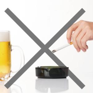 喫煙・飲酒はひざ関節の軟骨に悪影響を及ぼす…?理由や関節に良い栄養成分も