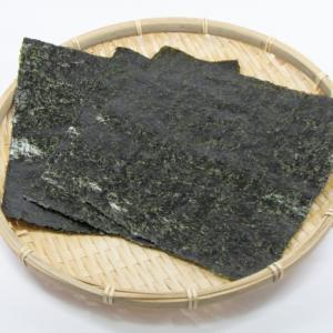 「海苔」の栄養と健康効果-海苔の食物繊維は独特な力があります!