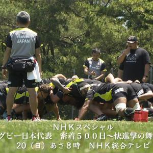 【2chスレ】NHK「ラグビー日本代表・密着500日~快進撃の舞台裏~」感想まとめ