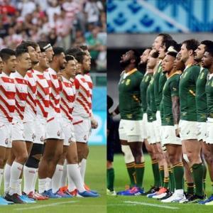 【ラグビーW杯】日本vs南アフリカ、デクラーク無双で惜しくもベスト8【2ch・なんJ新着スレまとめ】