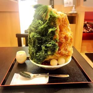 【御徒町】想像以上のボリュームに驚かされた「上野茶寮 伊藤園」のかき氷