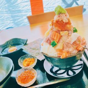 【大通】「海さくら蝦夷海」で元気の出る海鮮丼ランチ!