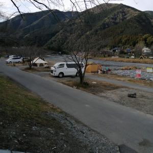 岐阜県のおすすめ無料キャンプ場 粕川オートキャンプ場②