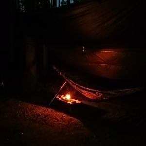 岐阜県のおすすめキャンプ場のひるがの高原キャンプ場でDDハンモックでキャンプしてきました。