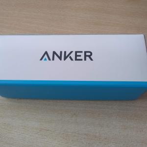 """一人旅のモバイルバッテリーは""""Anker PowerCore 20100""""がオススメ!"""