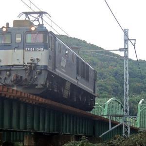 10/20  ロクヨンの単機回送は広島更新色