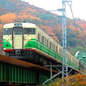 11/28 しなの鉄道の初代長野色
