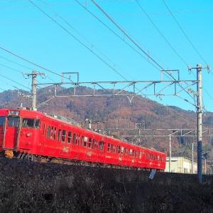 12/14 コカ・コーララッピング電車