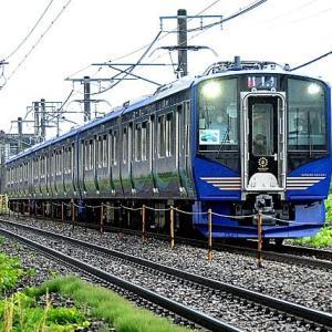 7/6  初撮り ! SR1系有料快速列車「しなのサンライズ号」