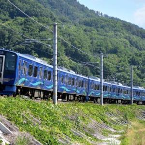 6/15 SR1系有料列車の折り返し普通列車
