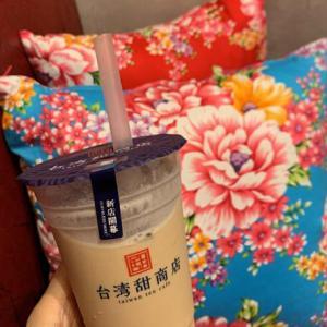 台湾甜商店 ファボーレ富山店でタピオカ&豆花(トーファー) 平日のランチ後に30分並んできました